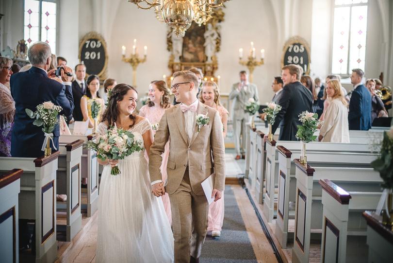 Bröllop Östra Stenby Kyrka