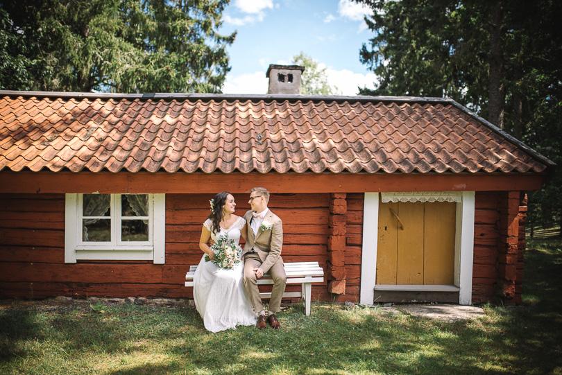 Bröllopsfotograf Norrköping